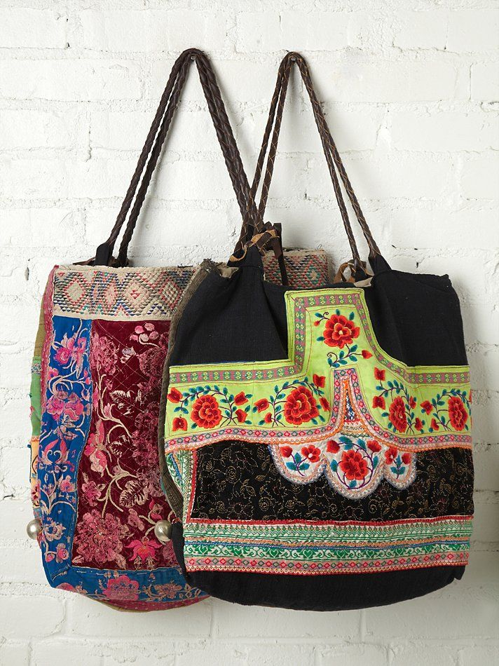 JP & Mattie Hill Tribal Bag