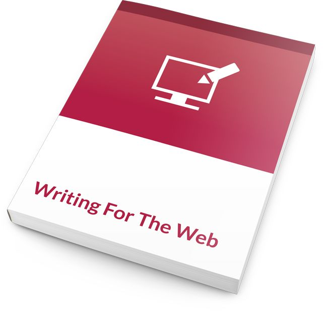 With this content-rich course, trainers will be able to teach engaging techniques that: • draw readers to web pages • simplify the process of working with designers • incorporate audio and video content to attract a broad range of users • empower learners to make use of keyword optimization and SEO #webwriting #training #courseware