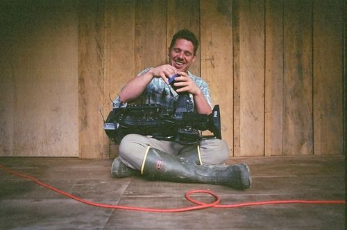 """Filmmaking is a collaboration, and without a great team you don't stand a chance."" Check out more of Zach Graber's story here!"