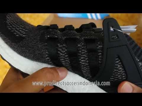 Sepatu Sneakers Adidas EQT Support Ultra Primeknit Core Black BB1241 Ori...