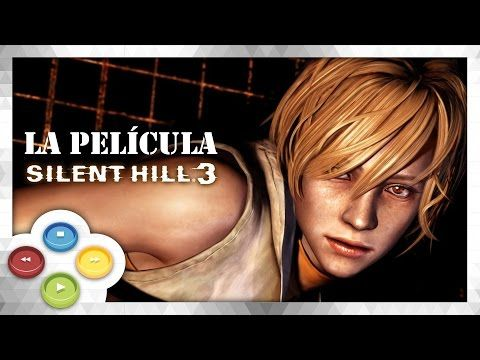 Silent Hill 3 HD (GAME) Pelicula Completa Full Movie - YouTube