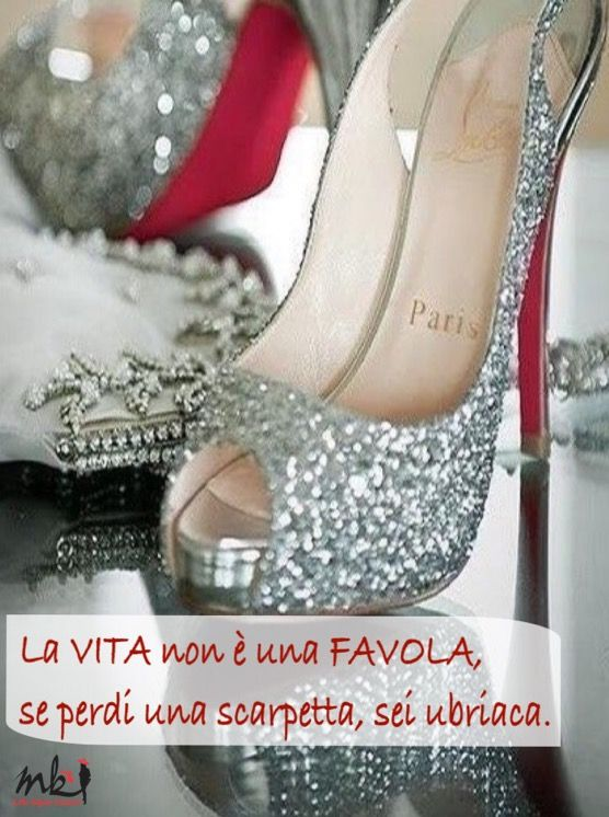 Belle scarpe...