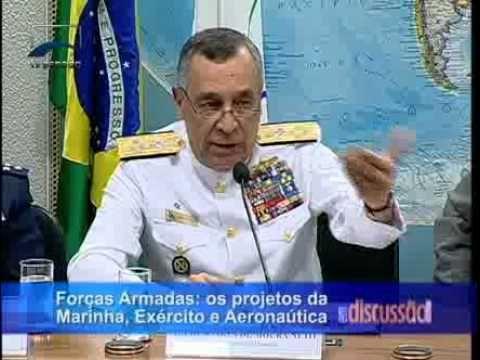 Em Discussão - Forças Armadas