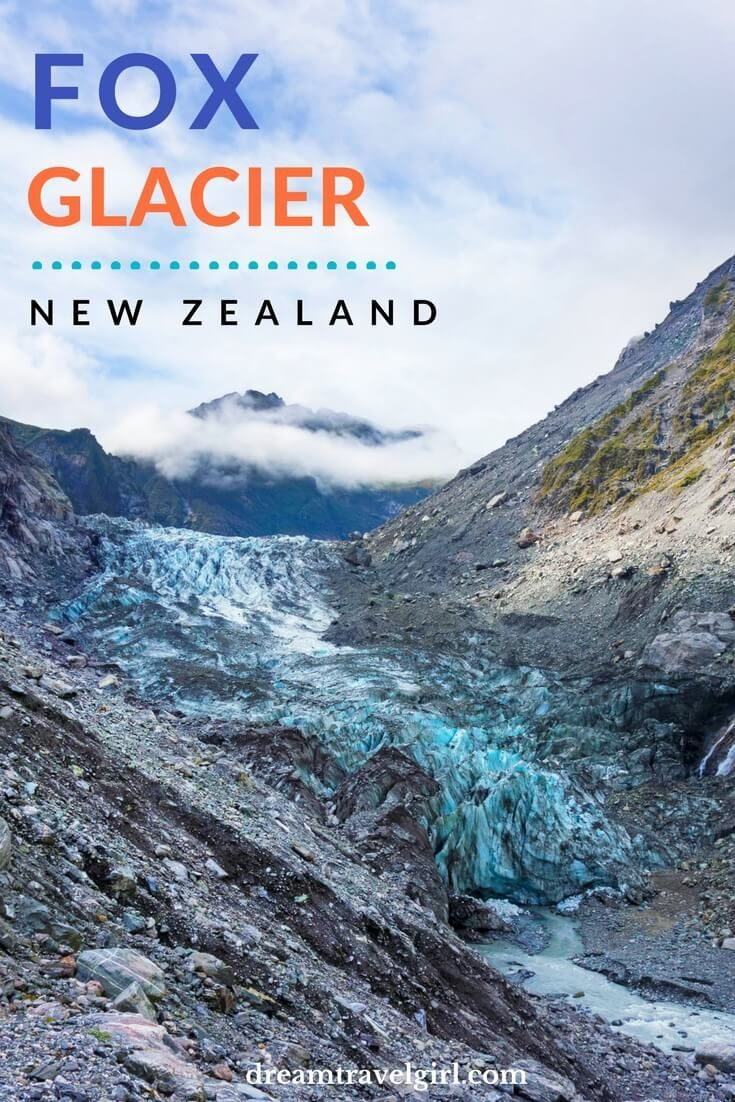 New Zealand travel: Fox Glacier and Lake Matheson are the in west coast of the south island. A great place to see beautiful nature and ice from close (if weather is good!)