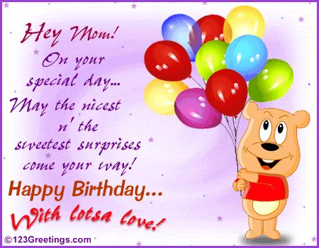 HAPPY BIRTHDAY TO MOM!!!! MAY GOD CONTINUE TO BLESS && STRENGTHEN Y <3 U!!!! WE LOVE YOU!!!, YOU ARE THE EPITOMY OF ''STRENGTH''...A STRONG WOMAN IN MY SIGHT...THANK YOU FOR THE LIFE && LOVE,YOU GAVE TO 9 OF US!! NEVER WOULD WE HAD MADE IT, W/O U & THE LORD!!! THANK YOU MOM!!! THANK YOU JESUS!!! HAPPY BIRTHDAY MAMA...... THIS IS YOUR DAY...CHERISH IT!!ENJOY IT!!GURL'YOU ARE OUR EVERYTHANG....!!! WE LOVE YOU...MOM <3......
