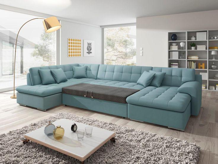 Die besten 25+ Sofa mit bettfunktion Ideen auf Pinterest Couch