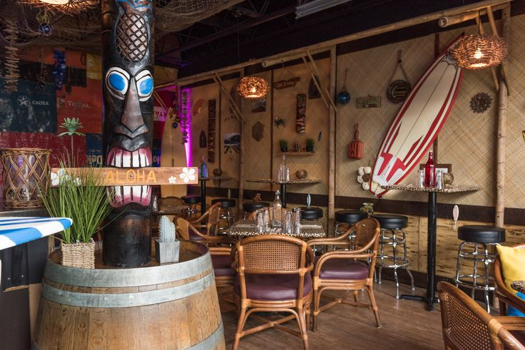 Vegan Tiki Bar Opens on N Mississippi January 24; Take a Tour - Eater Portland