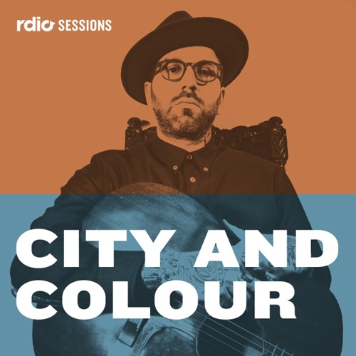 Getting excited for City and Colour's upcoming album release June 4? Check out City and Colour's acoustic RDIO session!