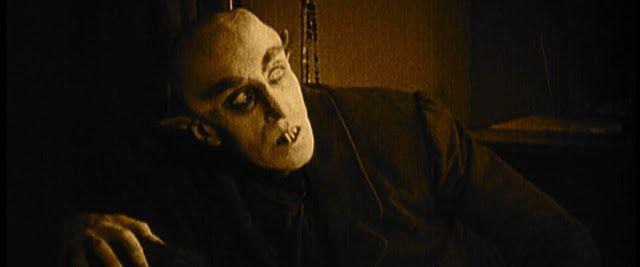 Némafilmek - magyarul: Nosferatu (1922)