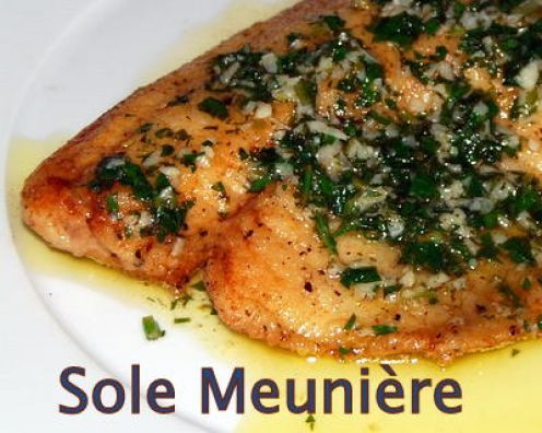405 best fish dishes youll love images on pinterest seafood sole meuniere recipe a new look at this classic french fish dish forumfinder Gallery