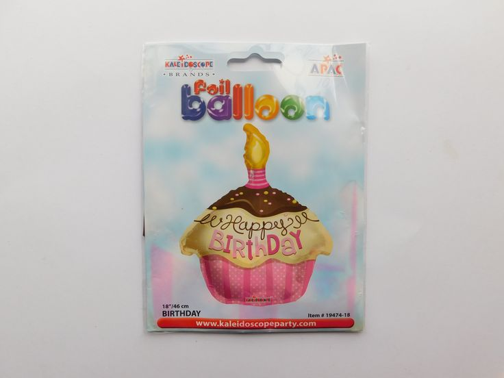Birthday balloons in wide selection on our webpage