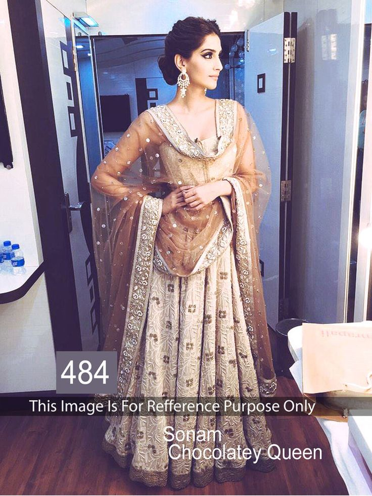 Bollywood Ethnic Designer Saree Party Wear Women lehenga Indian Pakistani Sari #Aroras #LehengaCholi