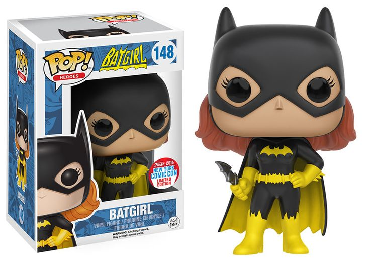 2016 New York Comic Con Exclusives: Wave Two!   Funko