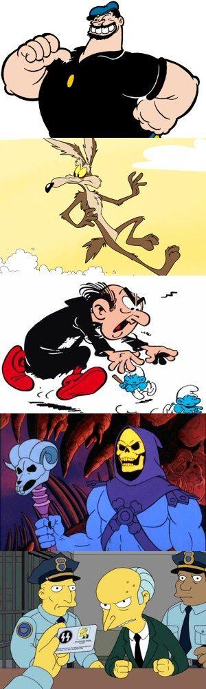 Cinque indimenticabili cattivi dei cartoni animati televisivi