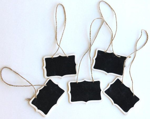If you order before 2:30 (Arizona Time) ship it out same day. ( Monday through Saturday) These beautiful chalkboard Tags are perfect for creating
