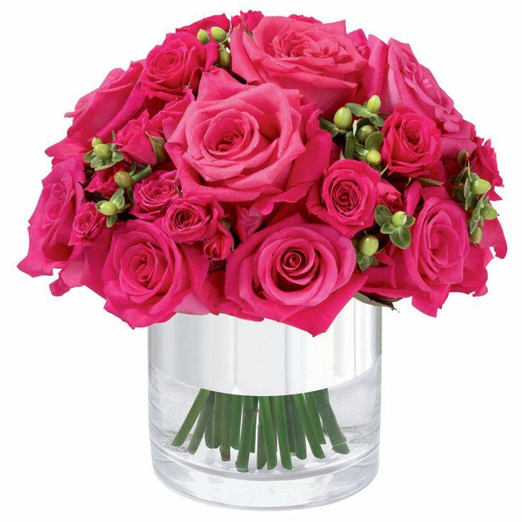 Puro Romance Pink - Flores e Mais Flores - Coleções