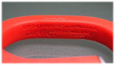 Jawbone Up24: nettes Gadget als Lifestyle-Armband | Chris-Ta´s Blog #jawboneup24 #fitnessarmband #gadget