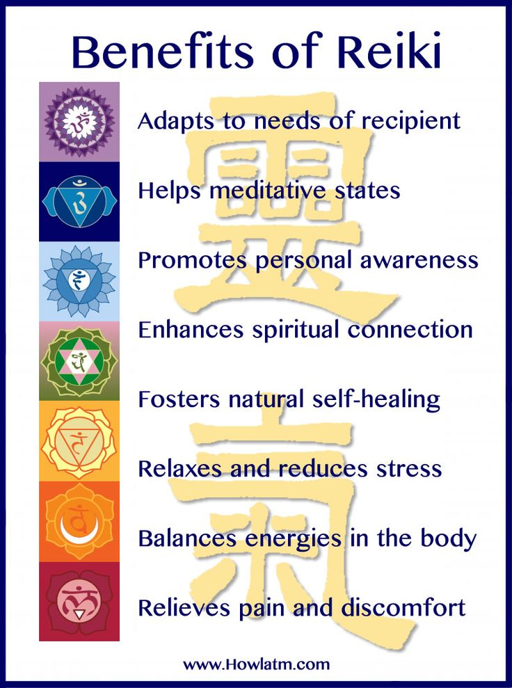 What is Reiki and what does it do?