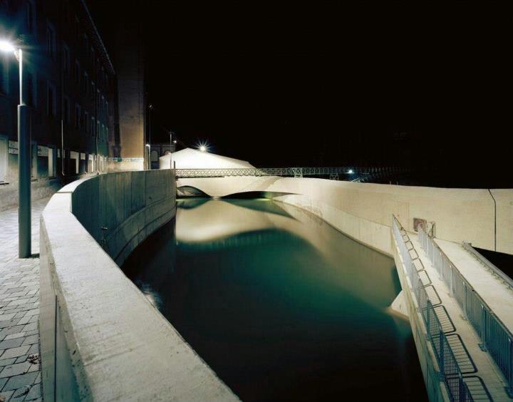 Estacion energia hidroelectrica KeselstraBe, Kempten, Alemania
