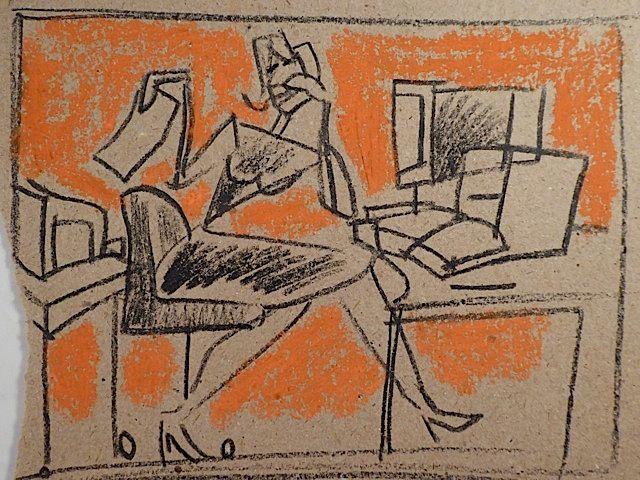 Sketche P Durand