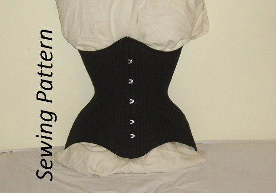 25+ best ideas about Corset Sewing Pattern on Pinterest ...
