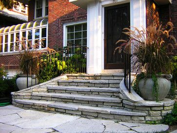Front Steps Design Ideas, Pictures, Remodel, and Decor