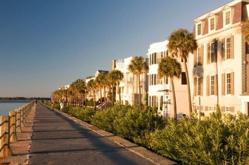 Charleston Battery, Charleston, SC. If only one day I can afford to live here...