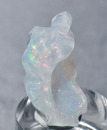 STUNNING! --> Opal - Freeform Crystal Opal Gemstone - Mexico http://www.crystalarium.com/single-page.php?pid=1906889=loose-gemstones-s10