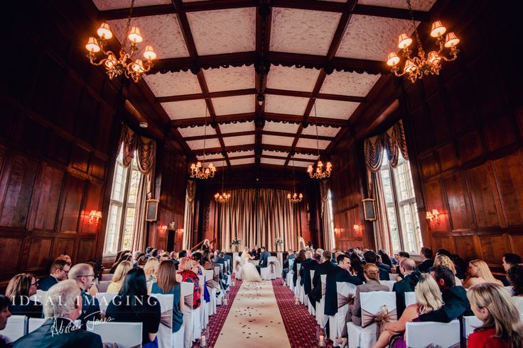 Tylney Hall Wedding Photographer: Ideal Imaging - Alistair Jones
