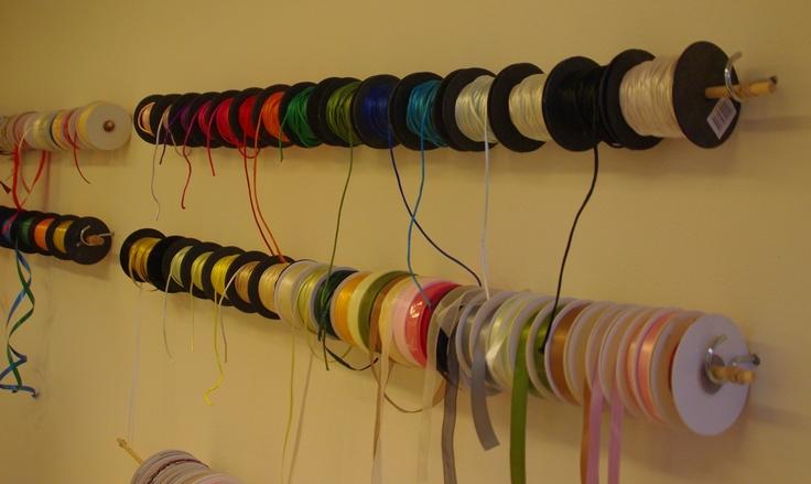 Ribbon wall