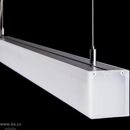 Archilight Lucid Solo, výkonné závěsné svítidlo, 1x35W zářivka, délka 151cm  - 1