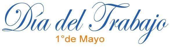 Felicidades trabajador Salvadoreño en el día Internacional del Trabajo.