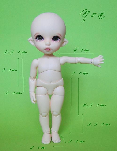 Medidas / Measures: Pukifée Ante   La altura es de 15,5 cm.  / It's 15.5 cm high.