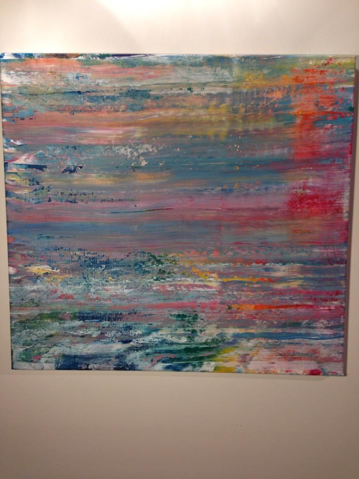 Acrylic paints on Canvas by Kent Coderre - Abstract