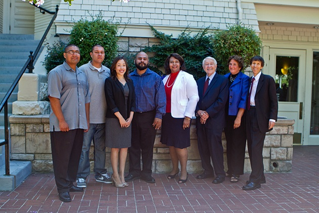 The California Community Colleges Board of Governors named Santa Barbara City College's Transitions Program as a recipient of the 2012 John W. Rice Diversity and Equity Award.