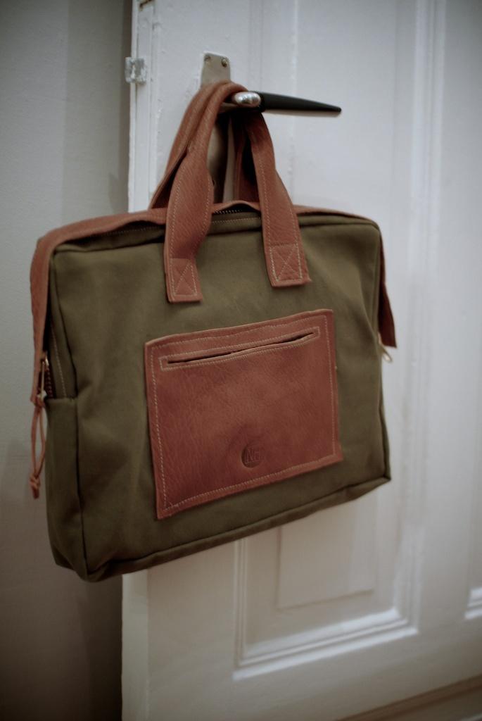 Bag | Olive & Brown | NH oslo