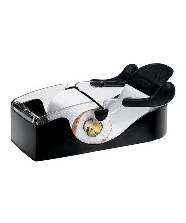 Take a look at this Black Perfect Roll Sushi by Leifheit International USA & SOEHNLE on #zulily today!