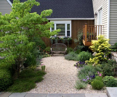 44 best Gravel Garden Ogrd wirowy images on Pinterest Gravel