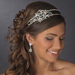 Bridal headpiece Elia - Georgia Dristila Accs