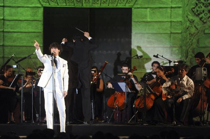 Una imagen vale más que mil palabras: @ManuelLombo , @osjaljarafe y @SevillaAlcazar #Generación27 Foto: #ABC de #Sevilla