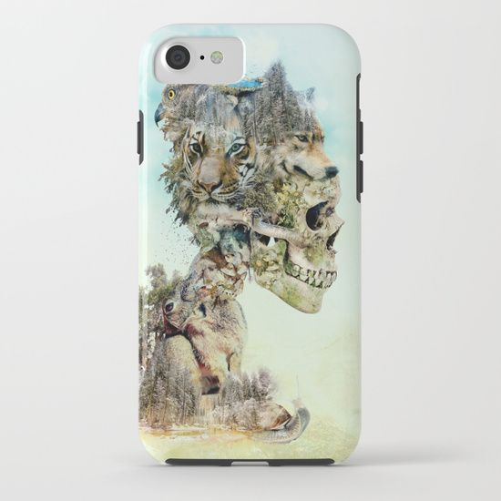 Society6   $38.99   Our Tough Cases are constructed as a two-piece, impact resistant, flexible plastic case with an extremely slim profile and extra shock dispersion. A flexible rubber liner provides a secure fit and feel without compromising style. Simply snap the case onto your phone for premium protection and direct access to all device features.