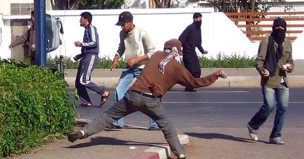 Μαρόκο: βίαιες συγκρούσεις αστυνομικών-φοιτητών με δεκάδες τραυματίες