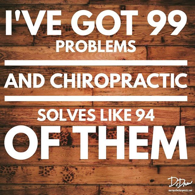 When your nervous system is functioning properly you have the BEST CHANCE to be as healthy as possible.  Live free. Live clear.  #drdrew #chiropractic #health
