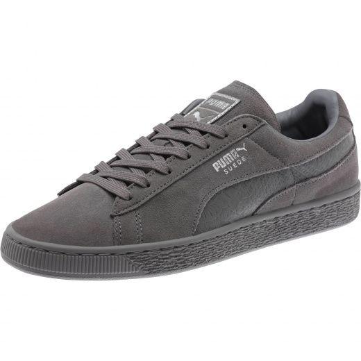 Puma Suede All Grey