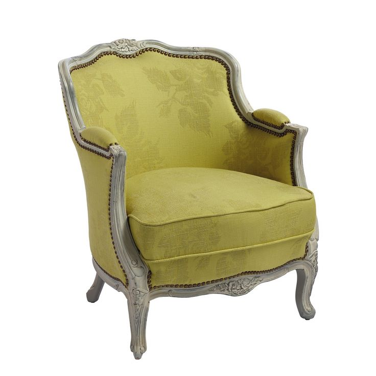 fauteuil louis xv bergere chair pinterest. Black Bedroom Furniture Sets. Home Design Ideas