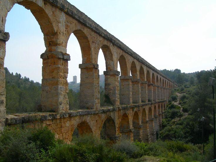 Roman Aqueduct, Tarragona
