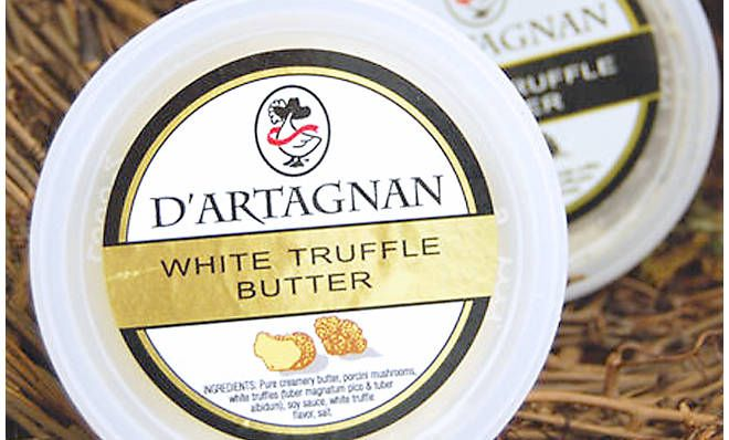 What is Truffle Butter? How we make our truffle butter, truffle butter recipes, cooking with truffle butter. D'Artagnan