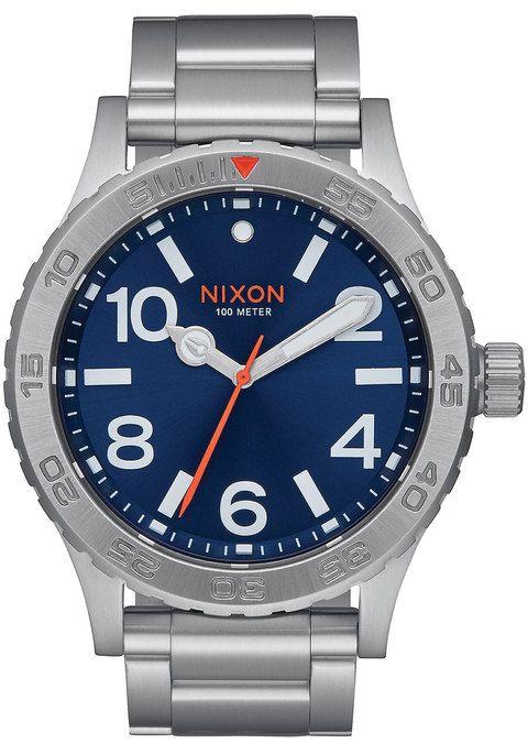 Nixon 46 Blue Sunray