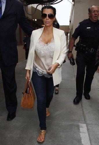 Look : Kim Kardashian ses plus beau look  de femme enceinte [ Partie 3 ]