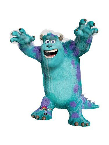 28 best Monsters Inc. Baby Shower images on Pinterest ... Monsters University Baby Sully